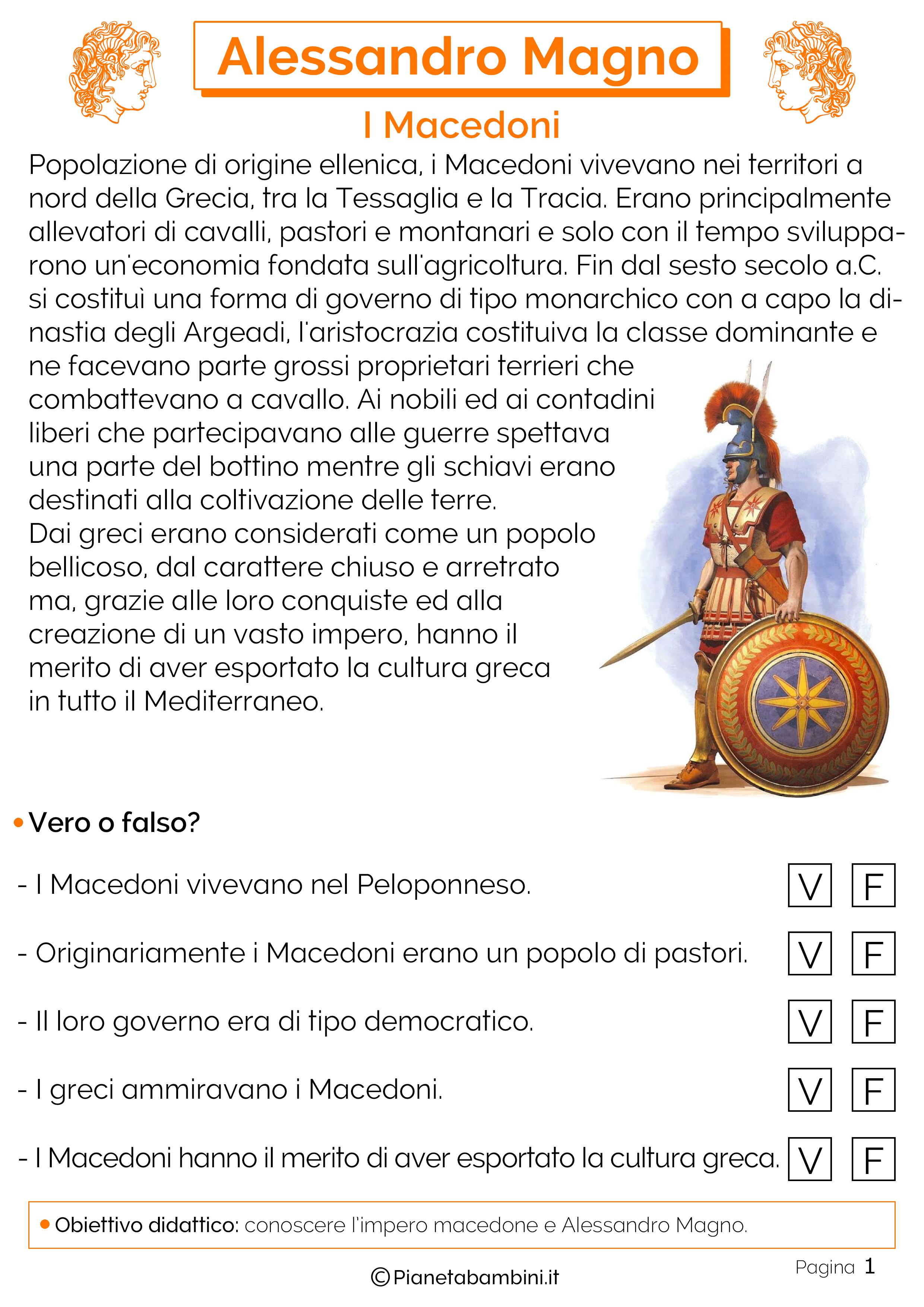 I macedoni