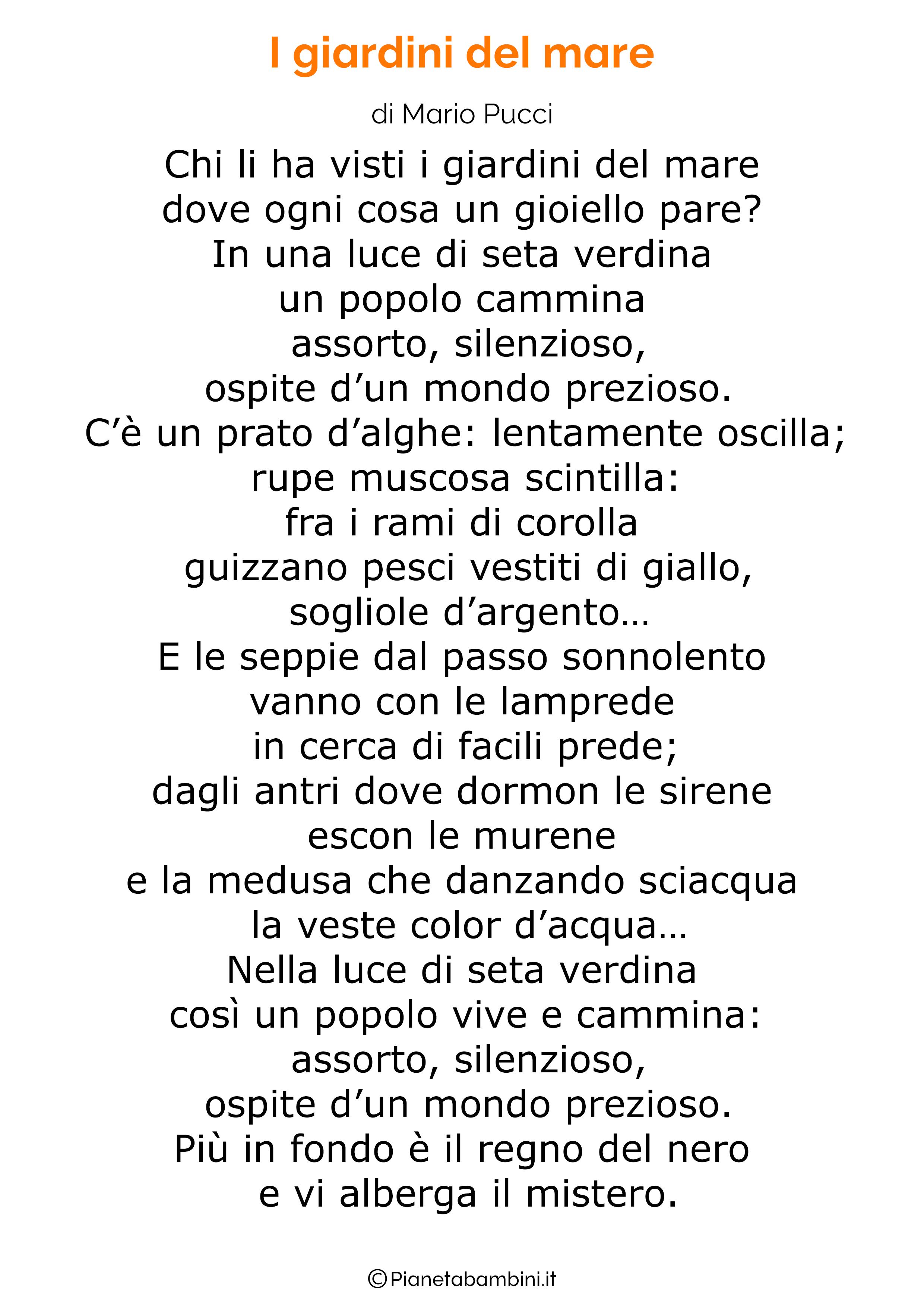 Poesia sul mare per bambini 06