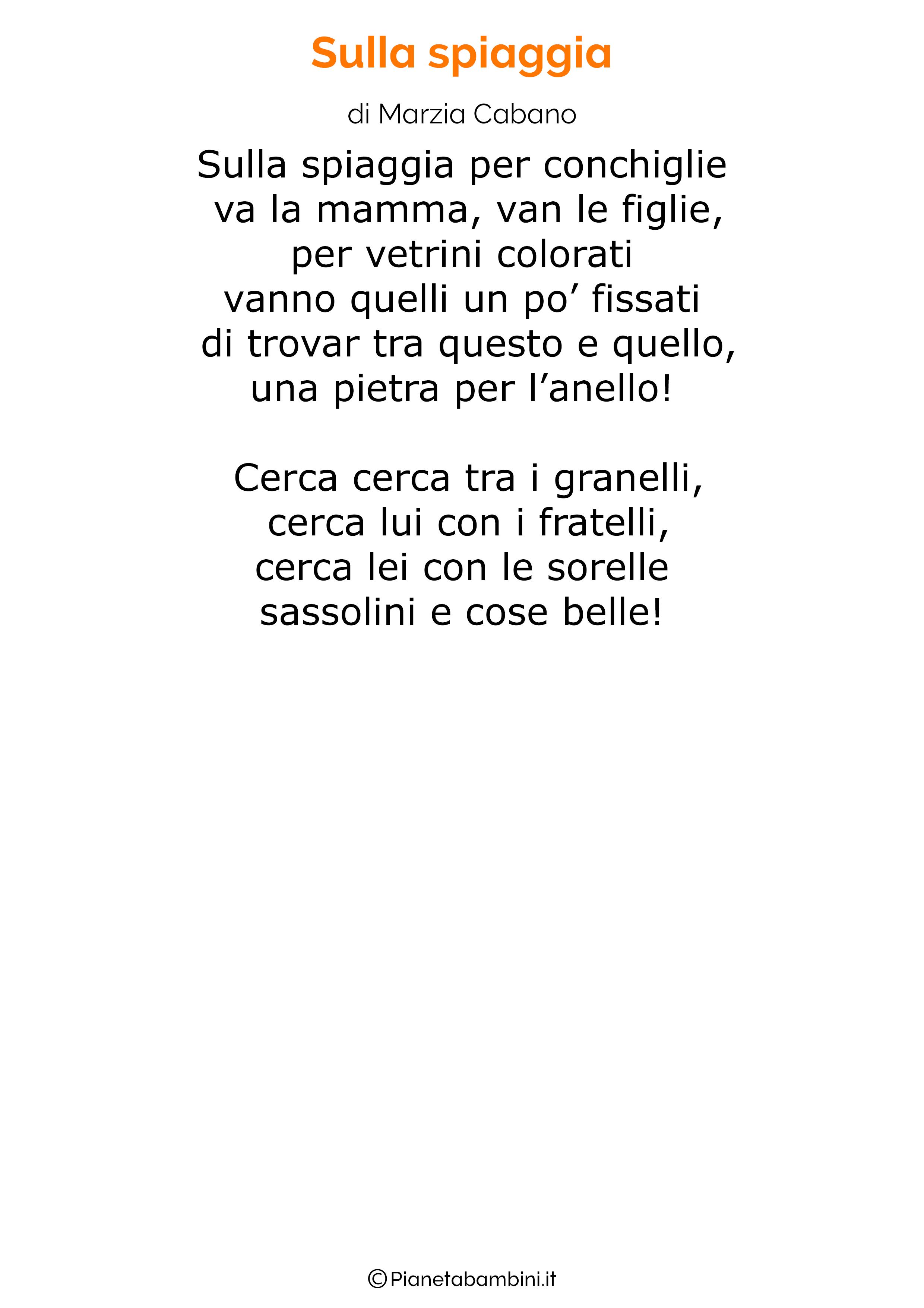 Poesia sul mare per bambini 14