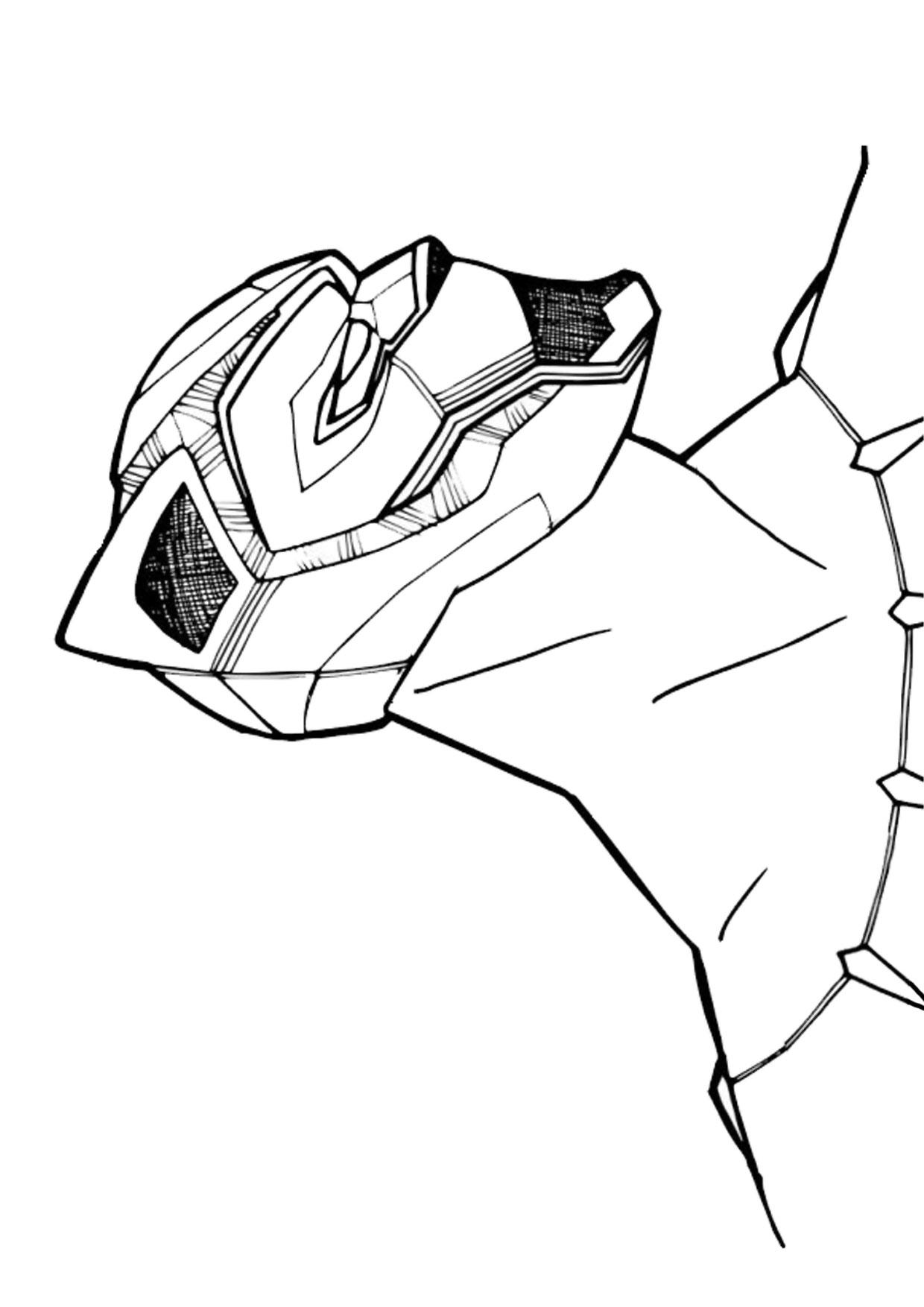 Disegno di Black Panther 10