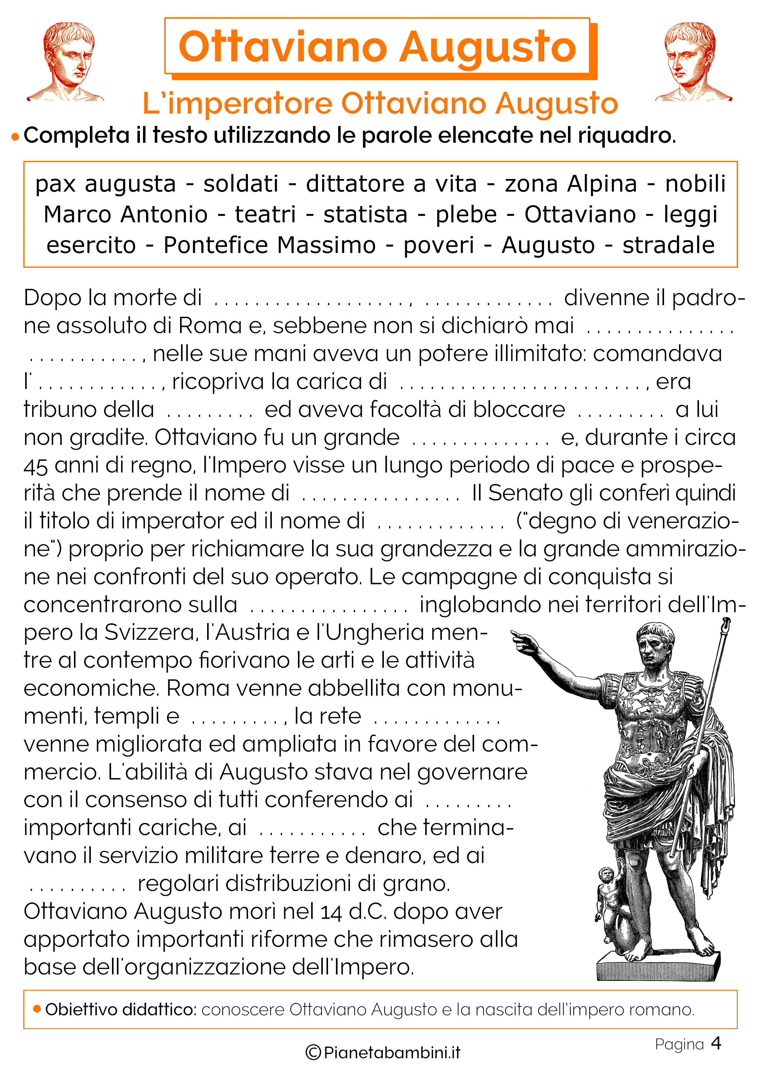 Ottaviano imperatore