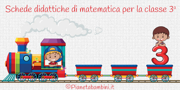 Esercizi di matematica sul programma di terza classe