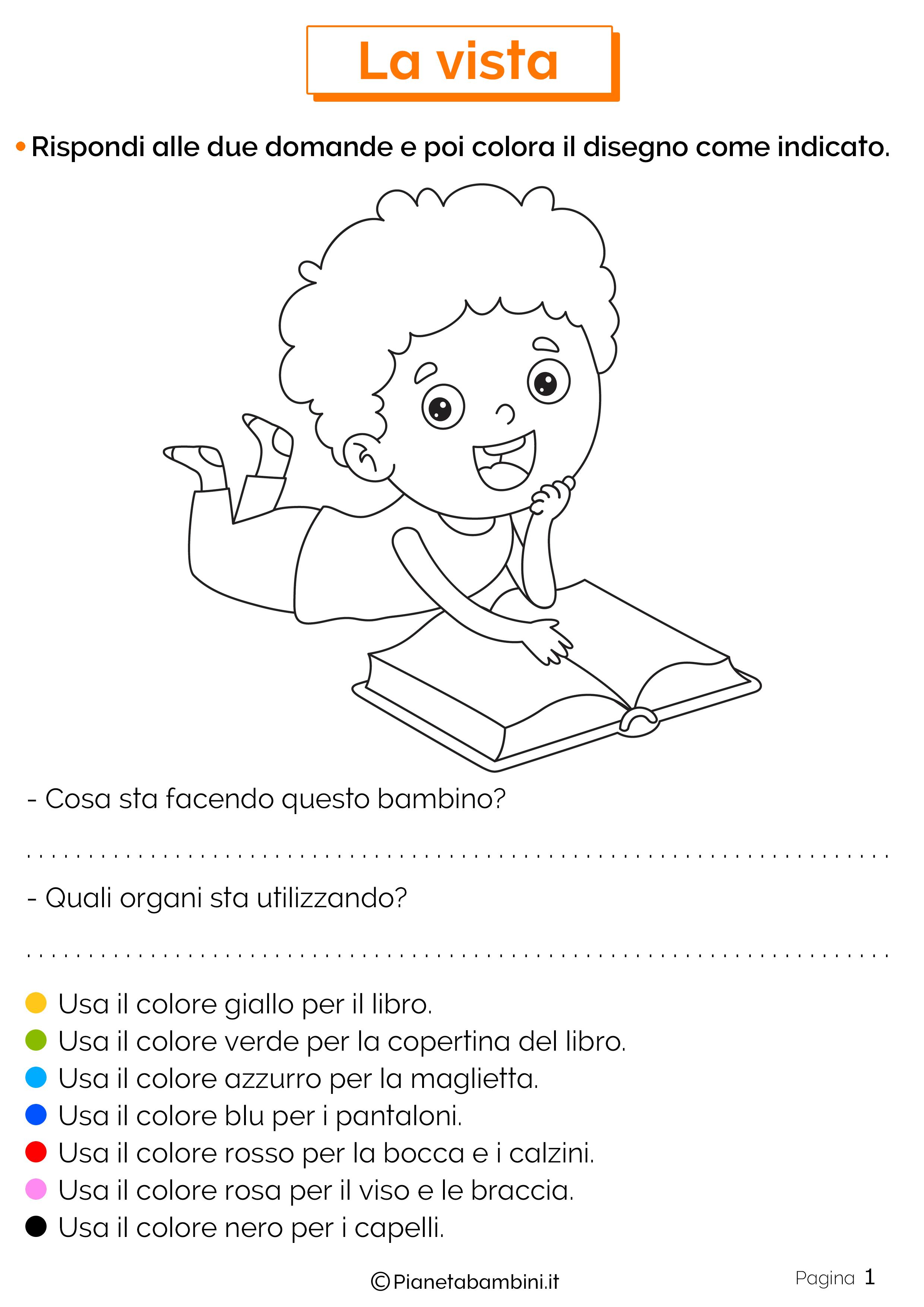 Esercizi sulla vista 1
