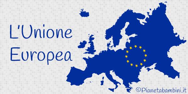 Unione Europea Schede Didattiche Per La Scuola Primaria