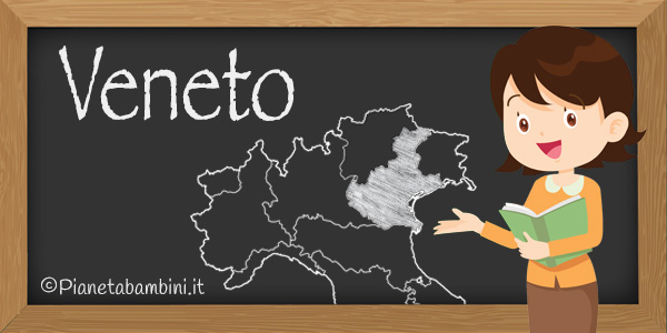 Esercizi sul Veneto da stampare gratis per la scuola primaria