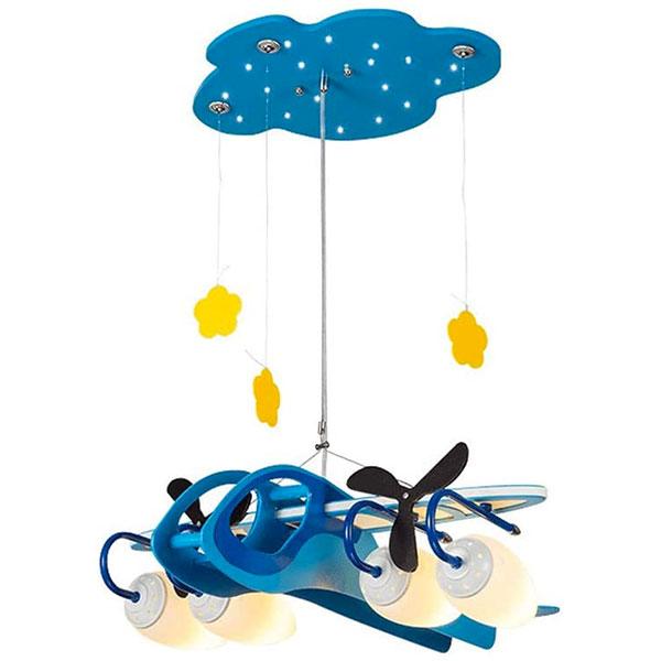 Foto del lampadario per camerette di bambini n.31