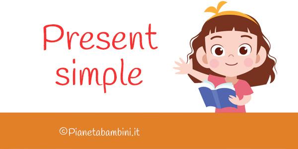 Schede didattiche sul Present Simple
