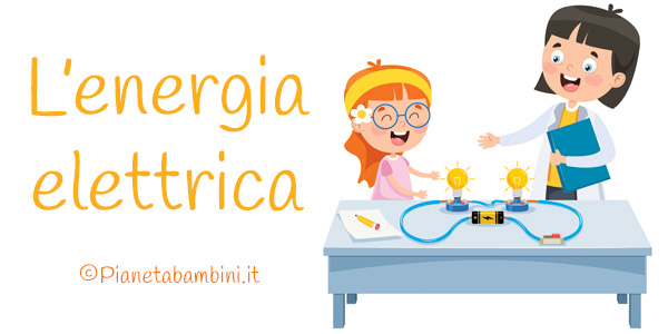 Esercizi sull'energia elettrica per la scuola primaria