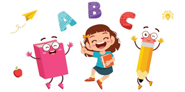 Filastrocche su vocali e lettere dell'alfabeto