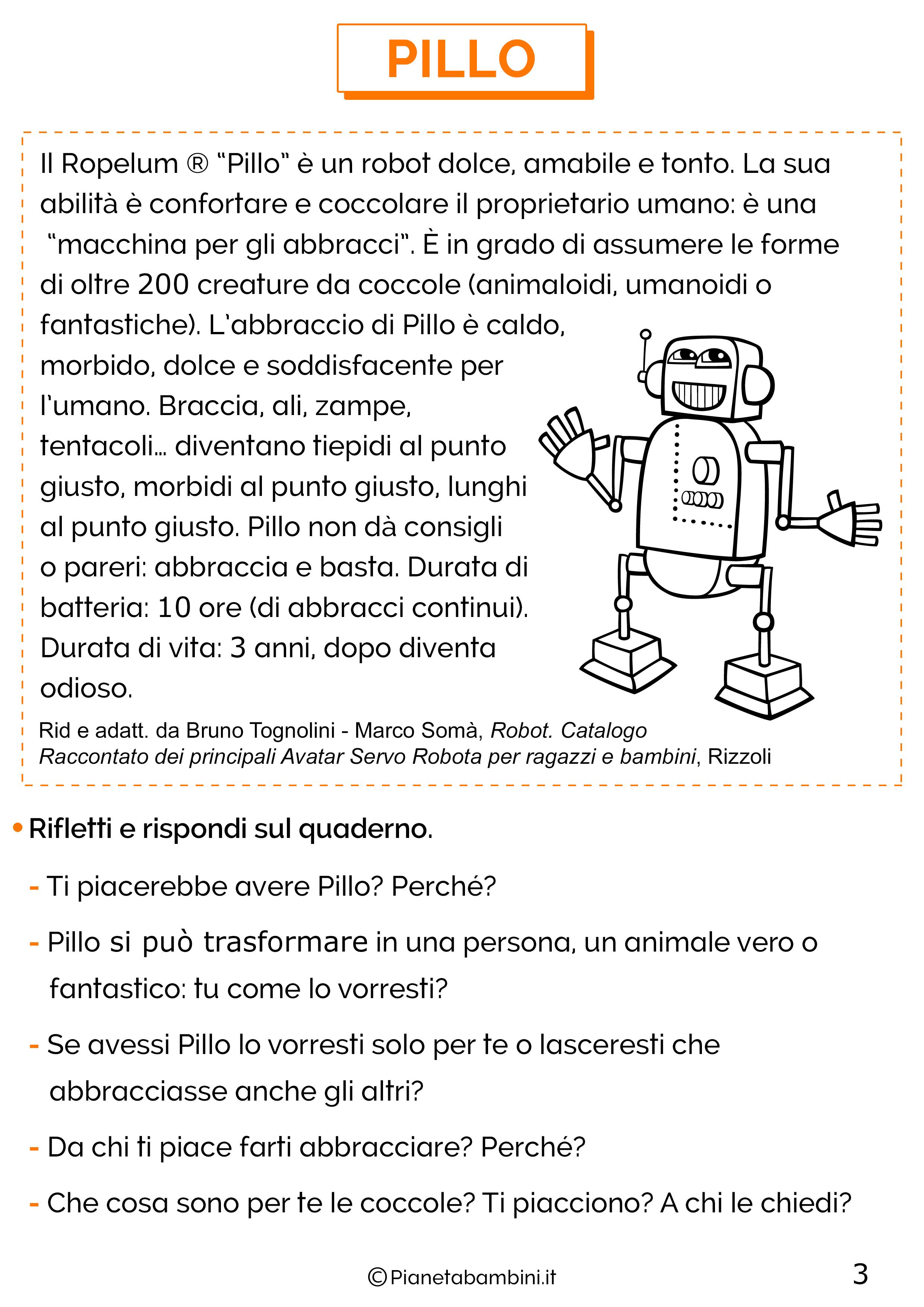 Schede didattiche di cittadinanza digitale per la classe seconda 3