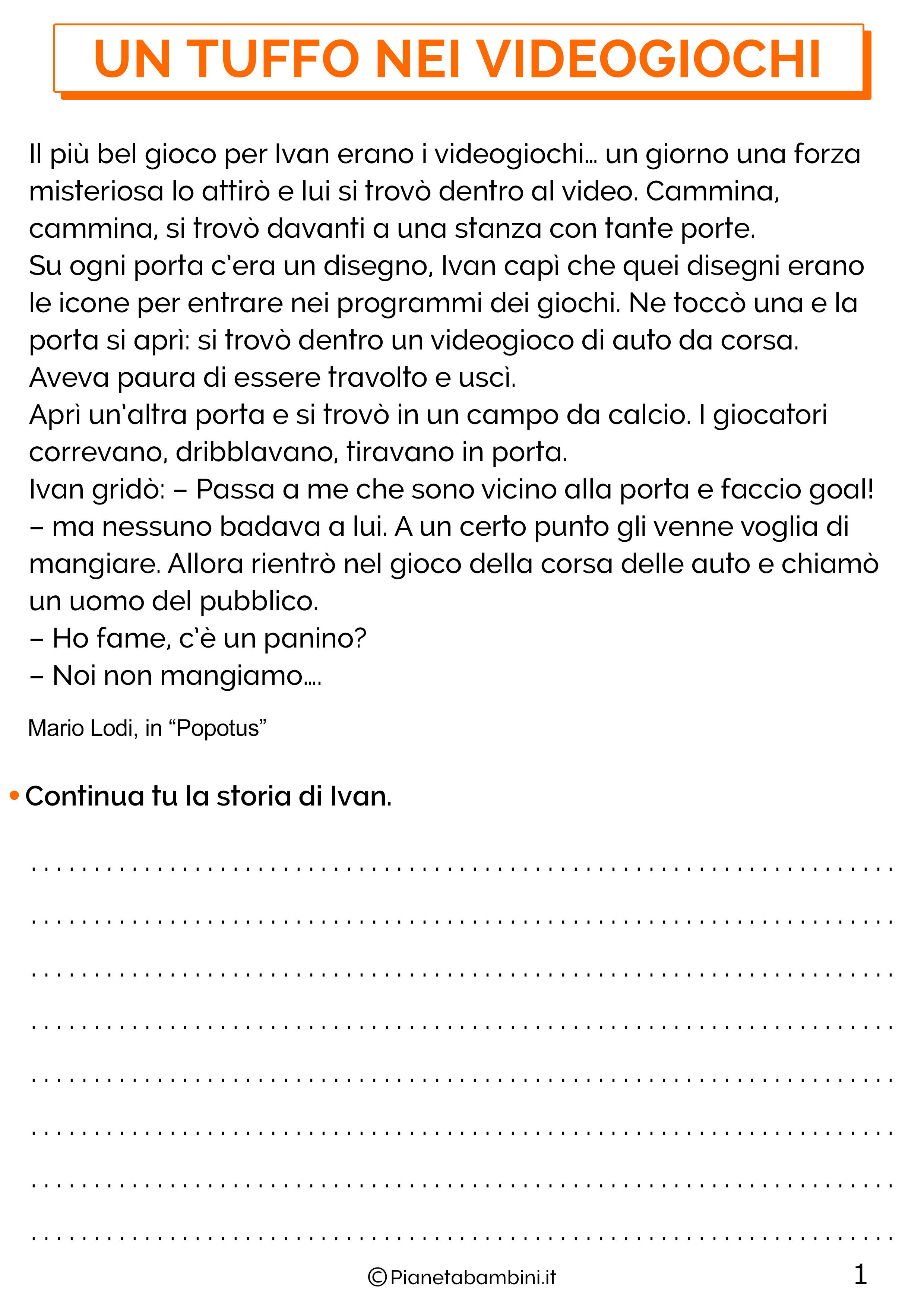 Schede didattiche di cittadinanza digitale per la classe terza 1