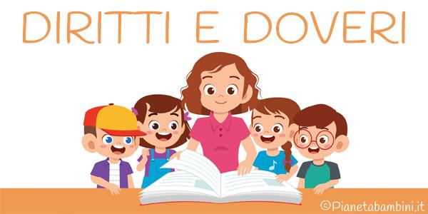 Diritti e doveri scuola primaria