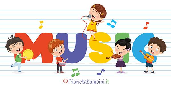 Canzoni in inglese per bambini con testi e traduzioni