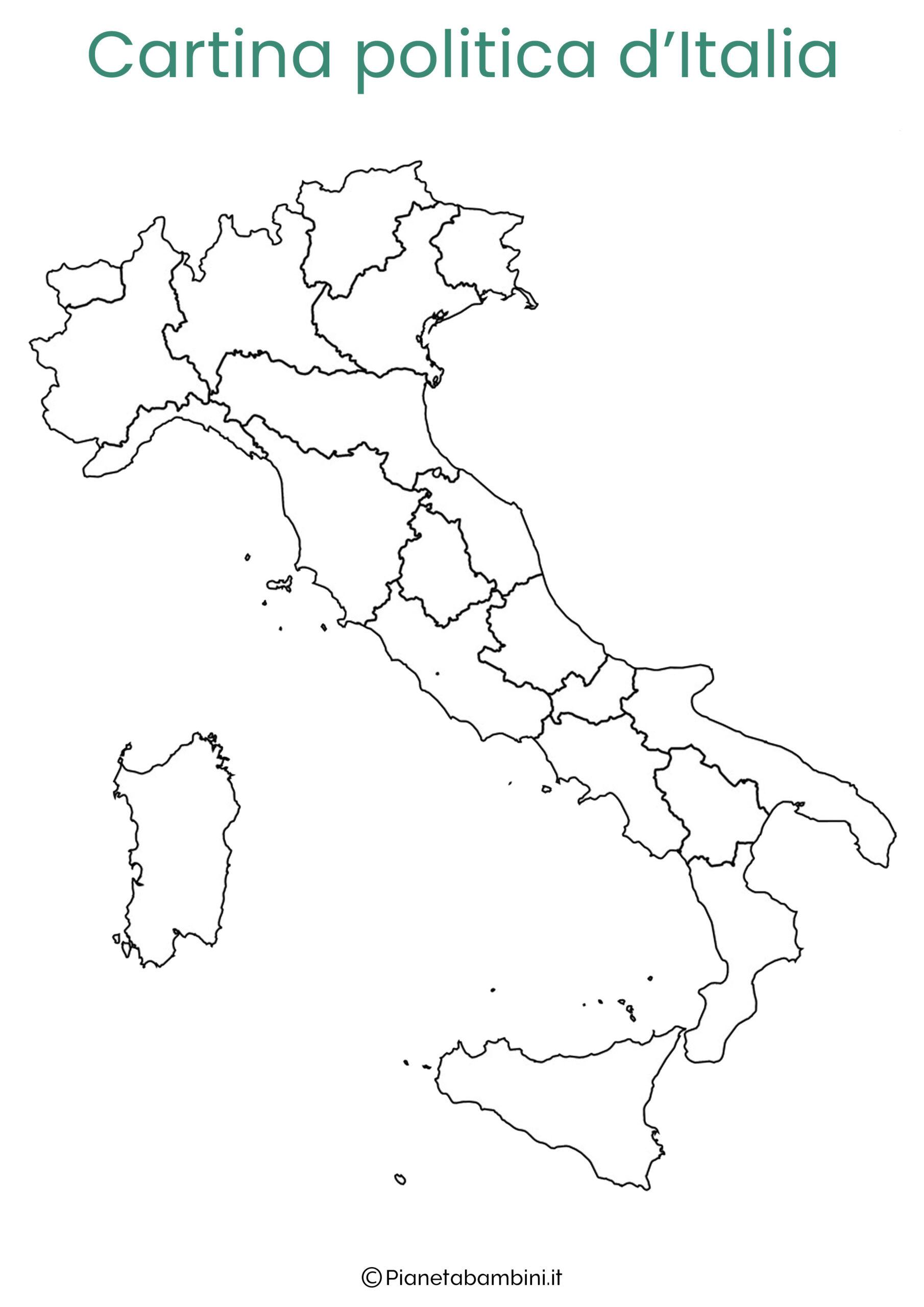 Cartina Geografica Inghilterra Da Colorare.Cartina Dell Europa Politica Da Stampare