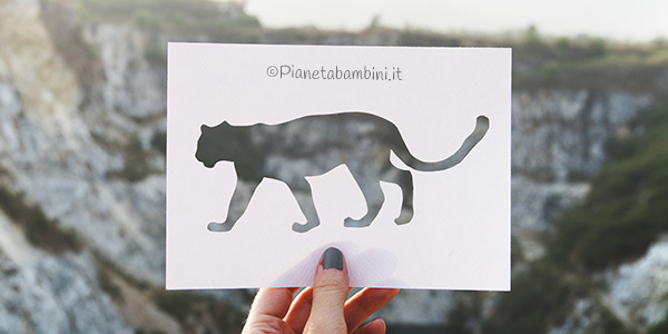 Stencil in PDF da stampare e ritagliare