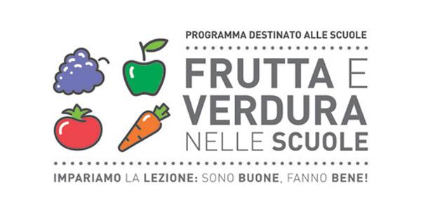 Programma Frutta e verdura nelle scuole